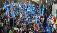 ब्रिटेन से स्कॉटलैंड की आजादी की मांग को लेकर हजारों लोग सड़को पर उतरे, हुआ अब तक का सबसे बड़ा प्रदर्शन