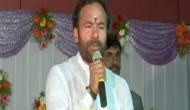 MoS G Kishan Reddy attends Grahak Mela in Telangana, urge people not to use single-use plastic
