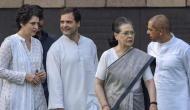 अब गांधी परिवार विदेश मेें रहेगा SPG के 'रडार' पर ! मोदी सरकार ने जारी किए ये दिशानिर्देश
