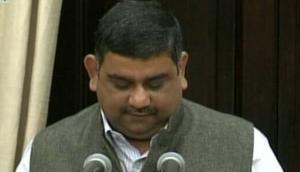 Rajya Sabha MP Ranjib Biswal admits giving Rs 40,000 bribe to BDO for govt clearance