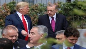 Donald Trump, Erdogan discuss proposed 'safe zone' in northeastern Syria over phone call