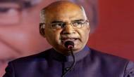 Dusshera inspires us to live by honesty, truthfulness: President Kovind