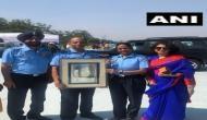 IAF Chief awards units for Balakot airstrikes, thwarting Pakistan attack
