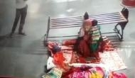 Caught on Camera: Man, woman kidnap 8-month-old baby from bus stand in UP