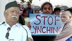 RSS chief Mohan Bhagwat speaks on lynching, Article 370, Narendra Modi