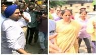 PMC Bank depositors hold protest outside BJP office, Nirmala Sitharaman meets bank consumers