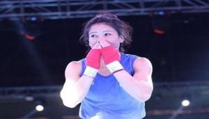 Mary Kom enters semifinals, says will try to win gold for country