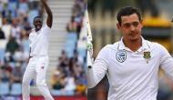 भारतीय बल्लेबाजों को आउट नहीं कर पाए तो आपस में ही भिड़ गए दक्षिण अफ्रीका के खिलाड़ी, देखें वीडियो