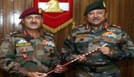 Lt Gen Harsha Gupta assumes charge as GOC of elite 'White Knight Corps'