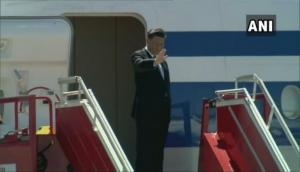 Chinese President Xi Jinping wraps up Chennai visit, leaves for Nepal