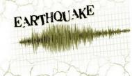 Earthquake of 2.3 magnitude hits Haryana