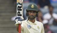 चोटिल कंधे के साथ बल्लेबाजी कर रहा था यह अफ्रीकी बल्लेबाज, टीम को नहीं दिला पाए जीत लेकिन रचा दिया इतिहास