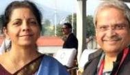 निर्मला सीतारमण के पति ने अपनी ही पत्नी की आर्थिक नीति पर उठाए सवाल ! कह दी ये बड़ी बात