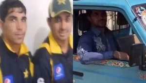 Watch: PCB gets slammed after video of Pakistani cricketer turning van driver goes viral