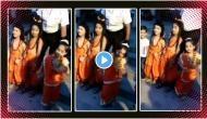 Watch 'Sita Maa' dancing to drum beats unperturbed; video will make your Monday!
