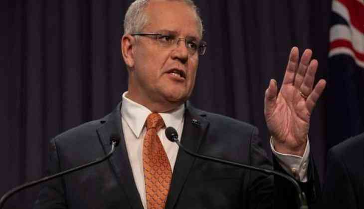 Australian PM's office accidentally sends confidential document to journalists
