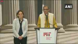 Meet Abhijit Banerjee, the 10th Indian, Indian-origin person to win Nobel Prize