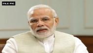 PM Modi wishes nation on Diwali