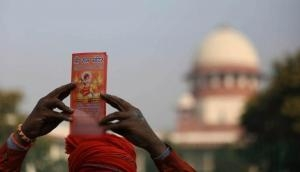 Ayodhya verdict: Ram Janmabhoomi not legal personality, deity a jurisdictional person, says SC