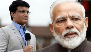 BCCI अध्यक्ष सौरव गांगुली नहीं दे पाए इस सवाल का जवाब, तो बोले- मुझसे नहीं PM मोदी से पूछेंं