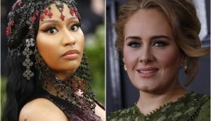 Nicki Minaj was being 'sarcastic' about collaborating with Adele