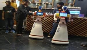 Odisha: Robots to serve food at this Bhubaneswar restaurant