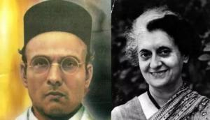 'इंदिरा गांधी भी करती थीं सावरकर को फॉलो, सम्मान में जारी किया था डाक टिकट'