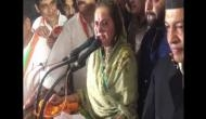 It is curse of women who have shed tears because of him: Jaya Prada on cases against Azam Khan