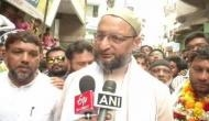 Asaduddin Owaisi rubbishes viral dance video, says he was enacting flying of a kite