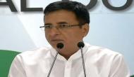 SSR केस : बिहार सरकार जबरन पुलिस भेजकर महाराष्ट्र के अधिकार क्षेत्र में दखलअंदाजी नहीं कर सकती- सुरजेवाला