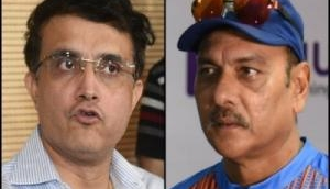 Here's what Ravi Shastri has to say on reports of rift with BCCIPresident Sourav Ganguly