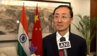 China wants India and Pakistan to join hands, have good relations, says Chinese Envoy