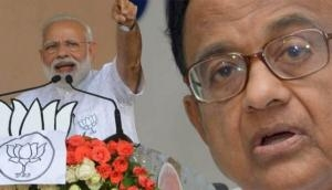 Assembly Elections 2019: PM Modi targets P Chidambaram, says 'those who ruined banking system are in jail now'