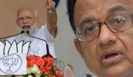 Chidambaram hits out at PM Modi over his remarks in Bangkok