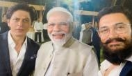 Shah Rukh Khan thanks PM Modi for discussion on 'Change Within'