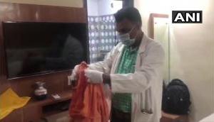 कमलेश तिवारी मर्डर केस में पुलिस को बड़ी सफलता, बरामद हुए खून से सने भगवा कपड़े