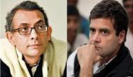 नोबेल विजेता अभिजीत बनर्जी के समर्थन में राहुल गांधी, पीयूष गोयल को कहा- 'नफरत में अंधा'