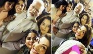 Check out PM Modi's selfie with film fraternity's queens; netizens titled 'selfie of the year'
