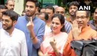 महाराष्ट्र विधानसभा चुनाव: वोट डालने पहुंची 'मृतक महिला' देखकर हैरान रह गए पोलिंग अधिकारी