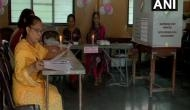 Maharashtra polls: Voting held under candlelight in Pune's Shivaji Nagar due to no electricity