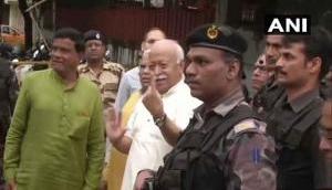 Maharashtra polls: Mohan Bhagwat advises voters to choose representatives taking issues into consideration