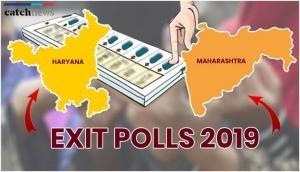 Exit polls 2019: BJP to make clean sweep in Haryana, NDA in Maharashtra