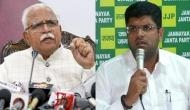 हरियाणा विधानसभा चुनाव: फंसी BJP तो अब JJP और दुष्यंत चौटाला पर डाल रही है डोरे !