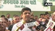 Dushyant Chautala confident of victory says, JJP will emerge as kingmaker