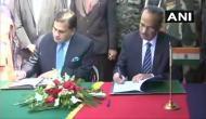 India, Pakistan sign agreement on Kartarpur corridor