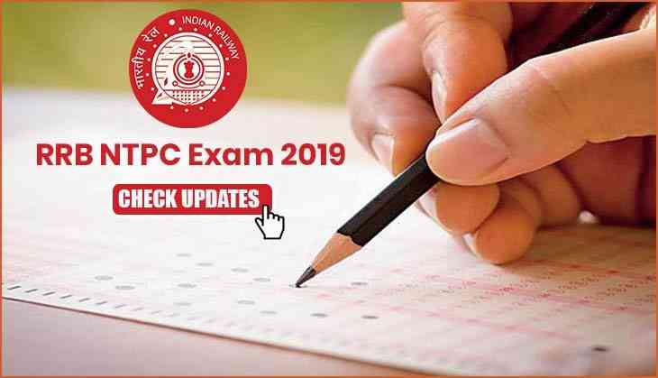 RRB NTPC Admit Card 2019-2020: This is how Railways' aspirants will know official dates of CBT 1 exam; deets inside