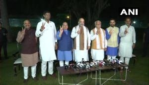 Among 10 seats won by JJP, BJP lost 8 against its new ally in Haryana