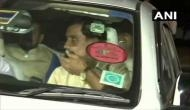 JJP's Dushyant Chautala meets BJP president Amit Shah
