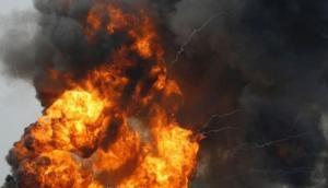 ग्वालियर के एक परिवार की दिवाली हुई काली, गैस सिलेंडर फटने से तीन लोगों की मौत, छह घायल