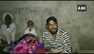 Family of truck driver killed in Shopian, demands compensation, govt job